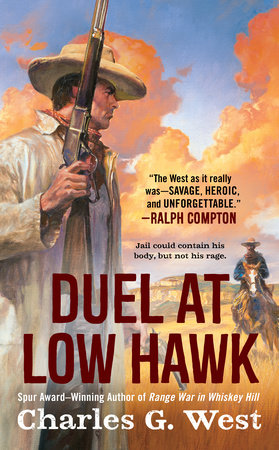 Duel at Low Hawk by Charles G. West