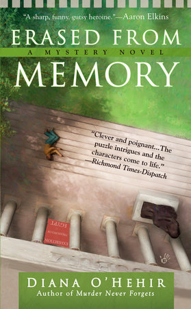 Erased From Memory by Diana O'Hehir