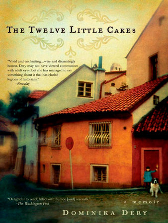 The Twelve Little Cakes by Dominika Dery