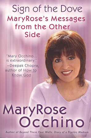 The Sign of the Dove by MaryRose Occhino