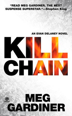Kill Chain by Meg Gardiner