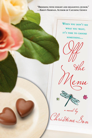Off the Menu by Christine Son