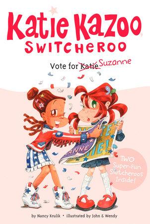 Vote for Suzanne by Nancy Krulik