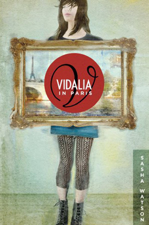 Vidalia in Paris by Sasha Watson
