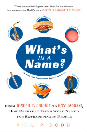 What's in a Name? by Philip Dodd