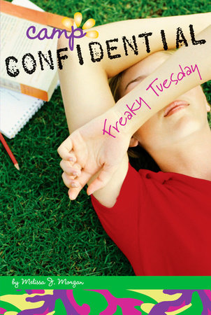 Freaky Tuesday #17 by Melissa J. Morgan