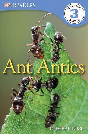 DK Readers L3: Ant Antics by Deborah Lock