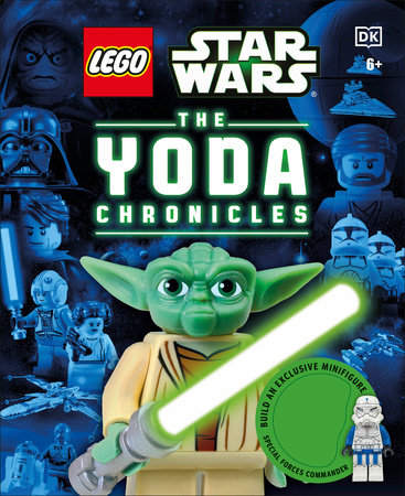 LEGO Star Wars: The Yoda Chronicles by Daniel Lipkowitz