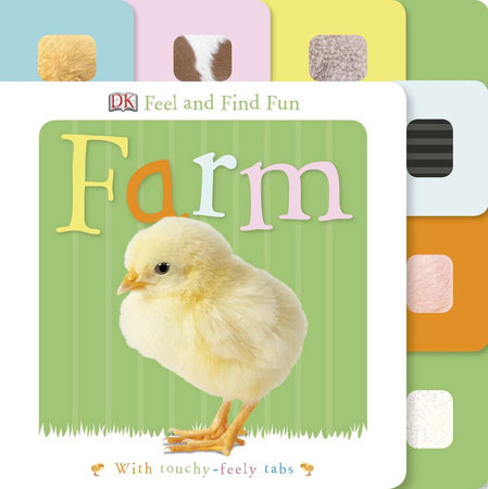 Feel and Find Fun: Farm by DK