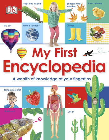 My First Encyclopedia by DK