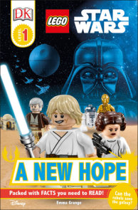 DK Readers L1: LEGO Star Wars: A New Hope