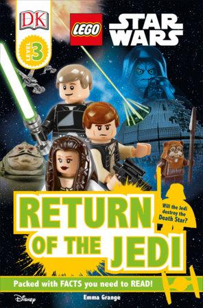 DK Readers L3: LEGO Star Wars: Return of the Jedi by Emma Grange