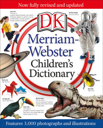 Merriam-Webster Children's Dictionary by DK