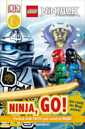 DK Readers L2: LEGO® NINJAGO: Ninja, Go! by DK