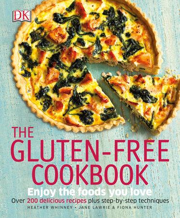 The Gluten-Free Cookbook by DK