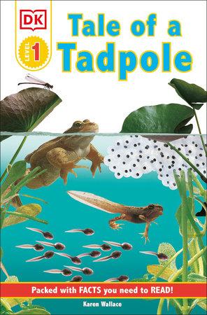 DK Readers L1: Tale of a Tadpole by Karen Wallace
