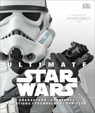 Ultimate Star Wars by Ryder Windham