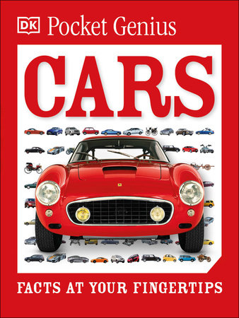 Pocket Genius: Cars by DK