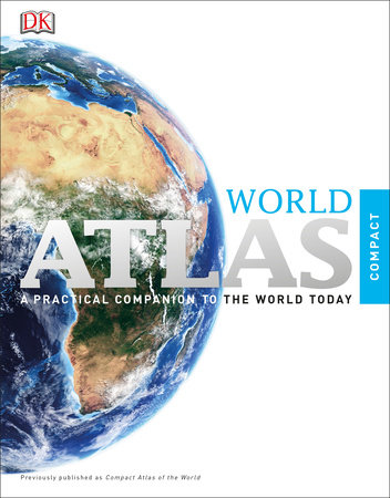 Atlas of the World by DK