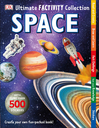Ultimate Factivity Collection: Space by DK