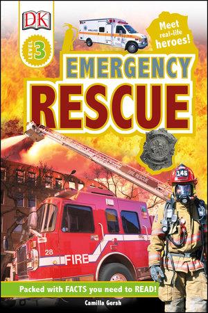 DK Readers L3: Emergency Rescue