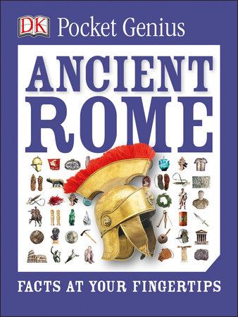 Pocket Genius: Ancient Rome by DK