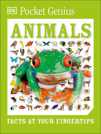 Pocket Genius: Animals by DK