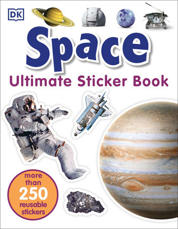 Ultimate Sticker Book: Space by DK