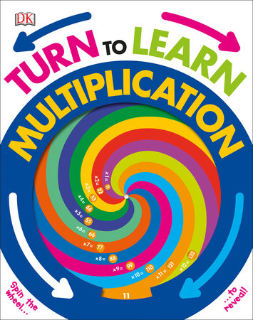 Turn to Learn Multiplication by DK