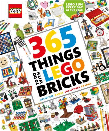 365 Things to Do with LEGO Bricks by Simon Hugo