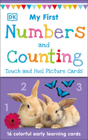 My First Touch and Feel Picture Cards: Numbers and Counting by DK