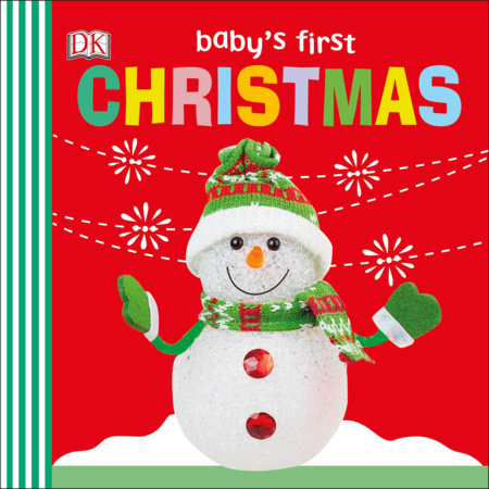 Baby's First Christmas by DK