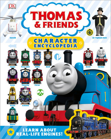Thomas & Friends Character Encyclopedia (Library Edition) by DK