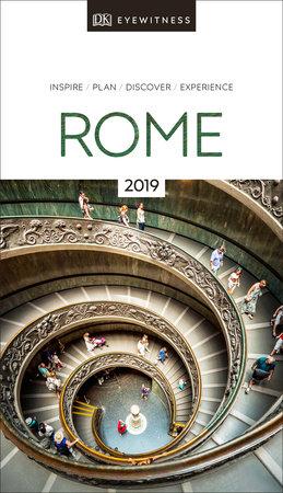 DK Eyewitness Travel Guide Rome by DK Travel