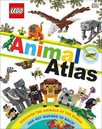 LEGO Animal Atlas (Library Edition) by Rona Skene