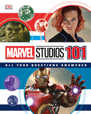 Marvel Studios 101 by Adam Bray