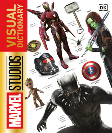 Marvel Studios Visual Dictionary by Adam Bray
