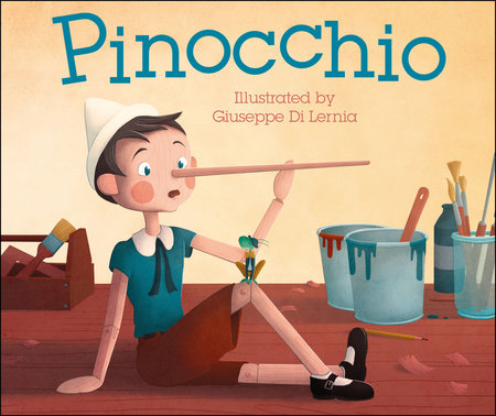 Pinocchio by DK