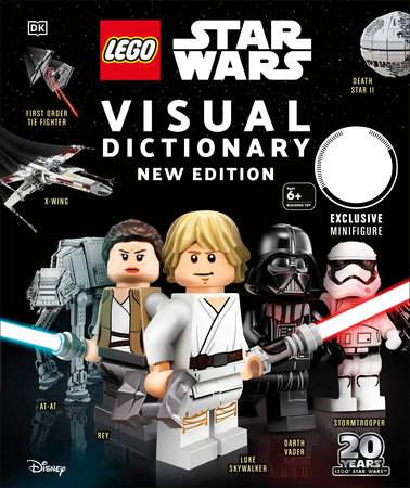 LEGO Star Wars Visual Dictionary, New Edition by DK