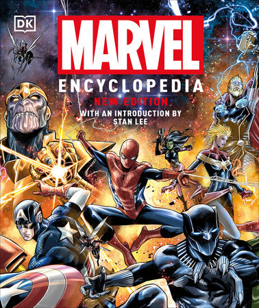 Marvel Encyclopedia, New Edition by Stan Lee and DK