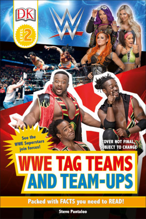 WWE Tag Teams and Team-Ups by Steve Pantaleo