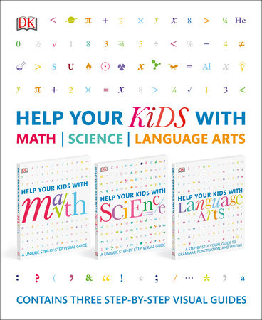 Help Your Kids With Math, Science, and Language Arts Box Set by DK