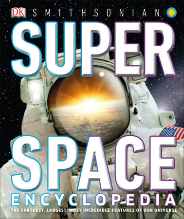 Super Space Encyclopedia by DK