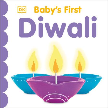 Baby's First Diwali by DK