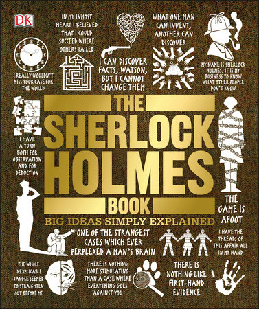 The Sherlock Holmes Book by DK