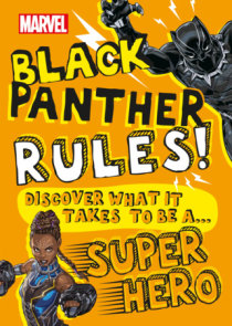 Marvel Black Panther Rules!