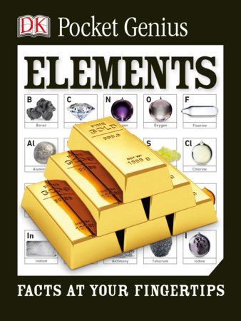 Pocket Genius: Elements by DK