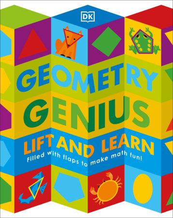 Geometry Genius by DK