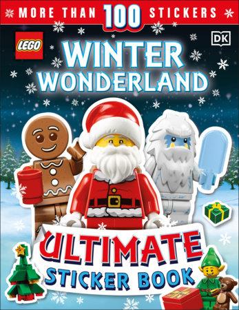 LEGO Winter Wonderland Ultimate Sticker Book by DK