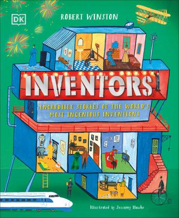 Inventors by Robert Winston